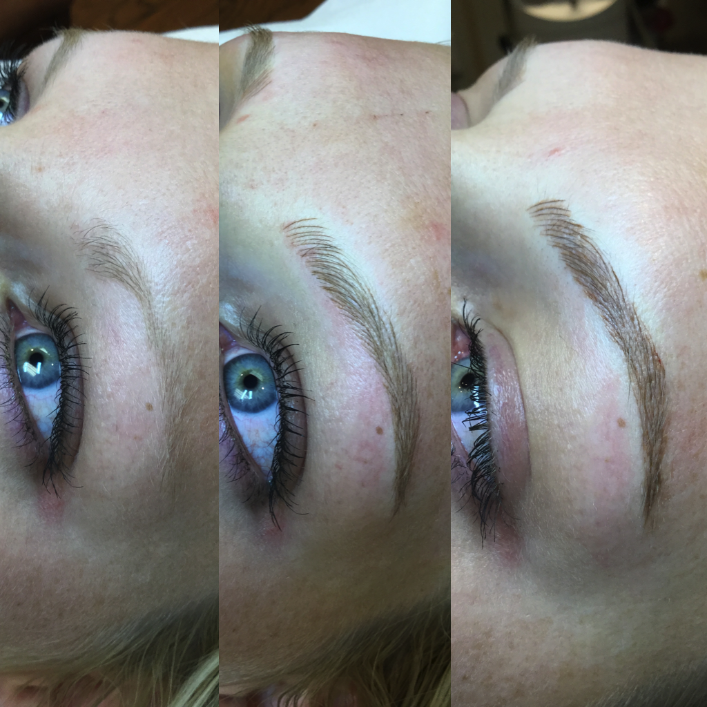 Microblading » DayGlo Med-Spa of St  Petersburg, Florida